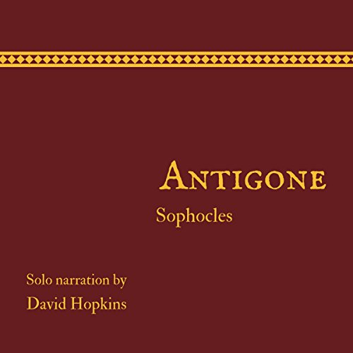 Antigone (Director's Playbook Edition, Annotated) audiobook cover art
