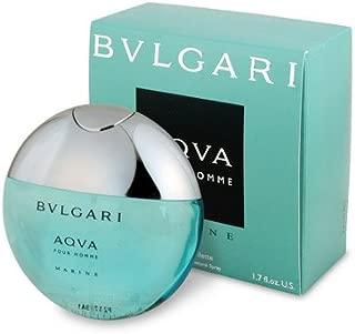 Bvl gari Aqua Marine Eau de Toilette Spray for Men 5 FL. OZ./150 ml.