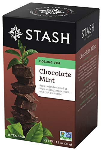 Top oolong chocolate mint tea for 2021