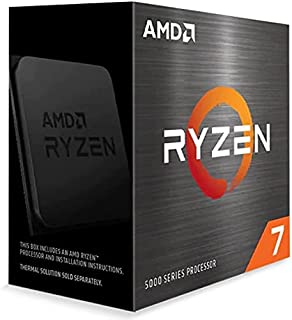 AMD Ryzen 7 5700G with Wraith Stealth cooler 3.8GHz 8コア / 16スレッド 72MB 100-000263BOX 三年保証 [並行輸入品]