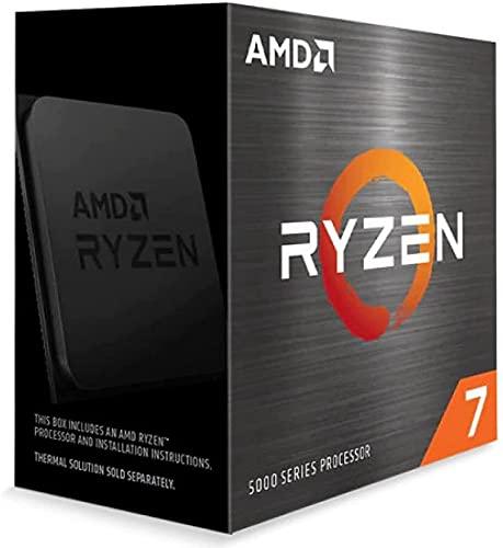 AMD Ryzen 7 5700G with Wraith Stealth cooler 3.8GHz 8コア / 16スレッド 72MB 100-000263CBX 中国版 三年保証 [並行輸入品]
