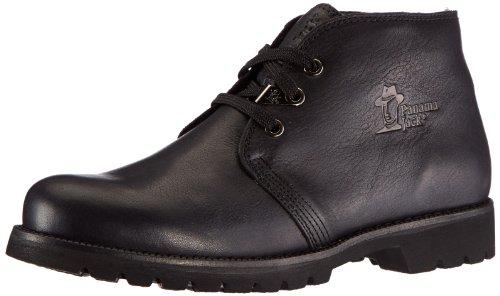 Panama Jack Bota Panama Igloo Herren Warm gefüttert Desert Boots Kurzschaft Stiefel & Stiefeletten, Schwarz (Black), 44 EU