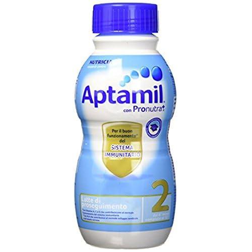 Aptamil 2 Latte Liquido Ml.500 [4 BOTTIGLIE]