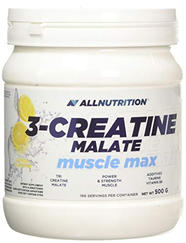Allnutrition 3-Creatine Malate, Lemon, 1 kg