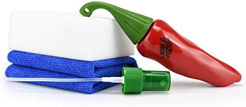 Wax Sister Car Anti Fog Coating Spray Kit Window Windshield Glass Cleaner Agent Rainproof Hydrophobic product image