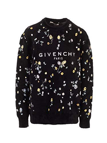 Givenchy Luxury Fashion Damen BW908B4Z61960 Schwarz Polyamid Sweater | Herbst Winter 19