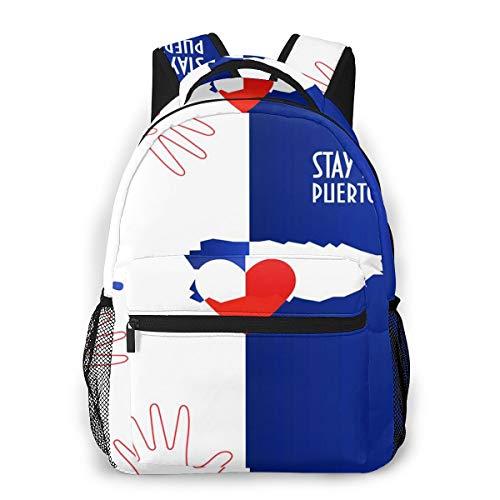 Laptop Rucksack Schulrucksack Wiederherstellung, 14 Zoll Reise Daypack Wasserdicht für Arbeit Business Schule Männer Frauen