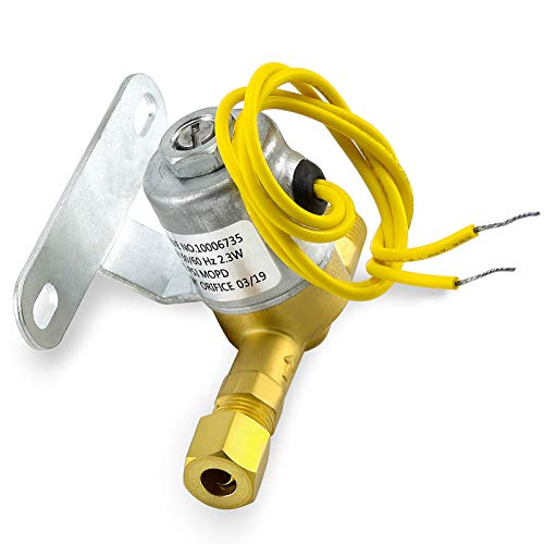 4040 Humidifier Solenoid Valve Replacement Part by AMI PARTS, 24V,Brass Made Humidifier Solenoid Valve,Replaces Models 400,500,600,700,600M, 558, 550A, 550, 568, 560A, 560, 700, 700M, 768, 760A, 760