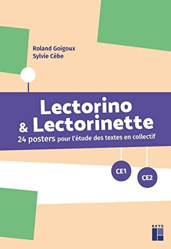 Lectorino et Lectorinette - CE1-CE2