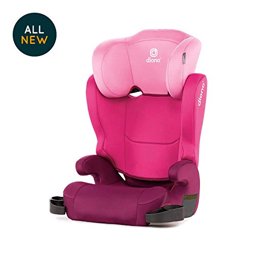 Best Buy! Diono Cambria 2 High-Back Booster Seat, Pink