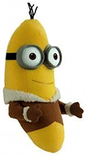 Despicable Me The Minions 2015 Official Movie Banana Minion Plush Toy by Illumination Entertainment