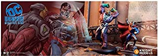 Knight Models DC Universe: Cyborg Superman & Mongul
