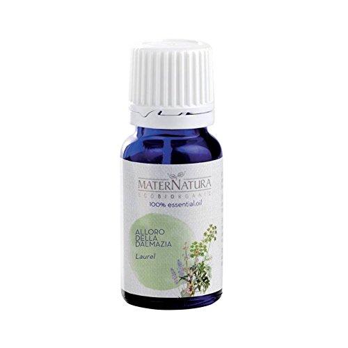 MATERNATURA Alloro di Dalmazia - Olio Essenziale - Equilibra e riattiva l'energia con dolcezza - Aromaterapia - 10 ml