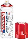 edding 4-5200924 - Spray permanente 5200, 200 ml Lucido verkehrsrot