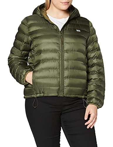 Levi's Pandora Packable Jacket Giacca, olive night, L Donna