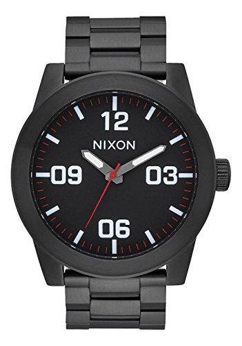 Nixon Reloj Unisex de Digital con Correa en Acero Inoxidable A346-756-00