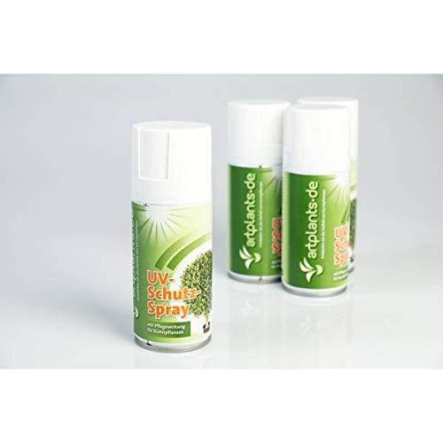 artplants.de UV Schutz Spray, 150ml Dose, Pflegewirkung für künstliche Pflanzen und Blumen, Kunstbäume und Kunstpalmen - für Außen und Innenbereich - 4