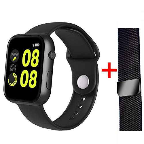 Jinli 2020 Smart Horloge Hartslag Bloeddruk Monitor Smart Horloge Vrouwen Smart Horloge Mannen Voor Apple IOS Android Telefoon