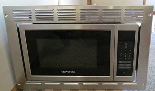 Greystone P90D23AP-YX-FF03 0.9 cu. ft. Stainless Steel Built-in Microwave