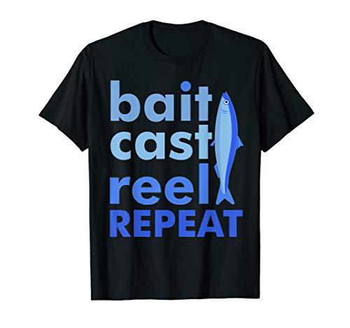 Bait cast reel repeat