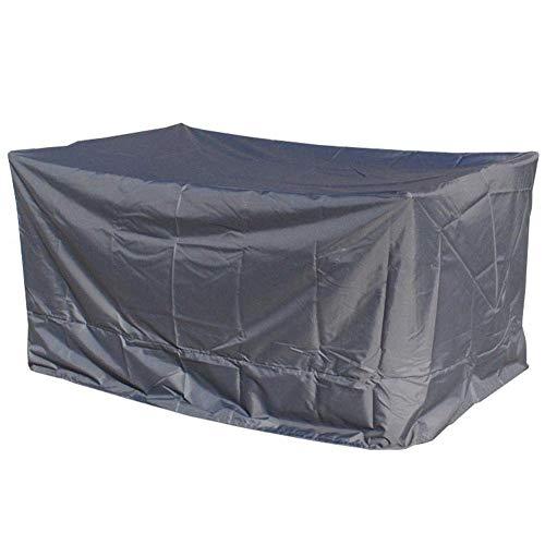 WWW Gartenmöbel Abdeckplane Schutzabdeckung Garten Tisch und Stuhl Schutzhülle Regenschutz Sonnenschutz UV-beständig Möbel Schutzhülle Wearable Größe frei gewählt Werden können
