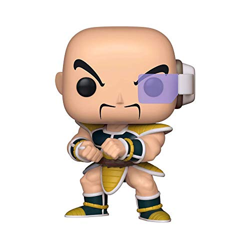 Funko Pop! Vinilo: Dragonball Z S6: Nappa, Multicolor, Estandar
