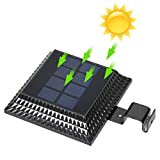 Solar Gutter Lights...image