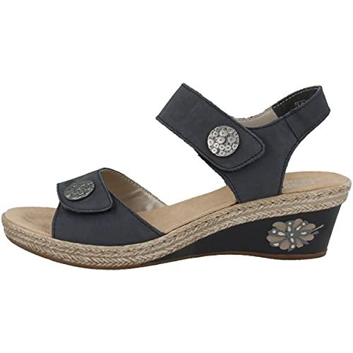 Rieker Damen Sandale V24B9