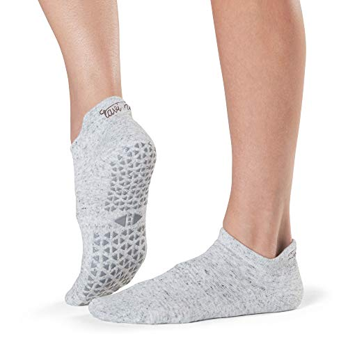 Tavi Noir Womens Savvy Non-Slip Socks (Haze) Small
