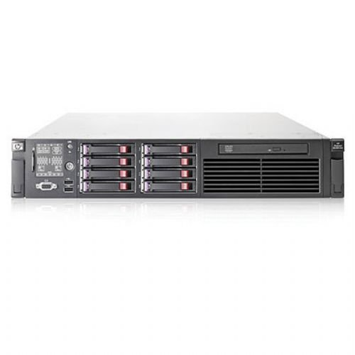 HP DL385 R06 Opteron 2425 Six Core 2.1GHz 2x2GB RAM 1x460W redundant Power Supplies SA P410i/ZM Controller Entry Modell