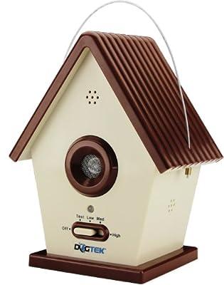 DOGTEK Sonic Bird House Bark Control Outdoor/Indoor by DOGTEK