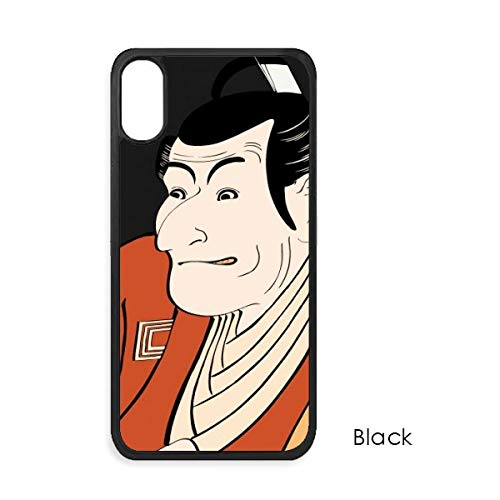 beatChong Japanse Stijl Ukiyoe Man Kimono Voor iPhone X Cases Phonecase Apple Cover Case Gift