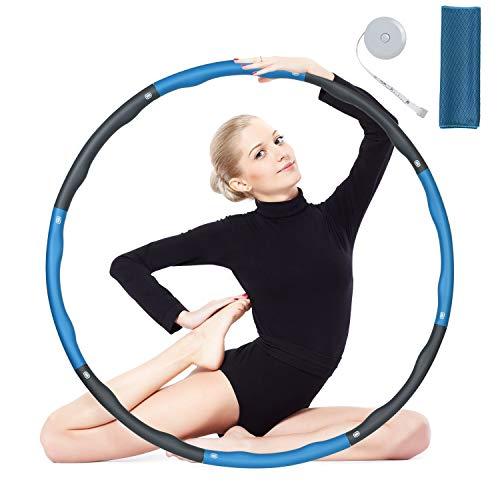 flintronic Fitness Hula Hoop, Gy...