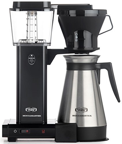 Technivormm Moccamaster 79114 KBT Coffee...