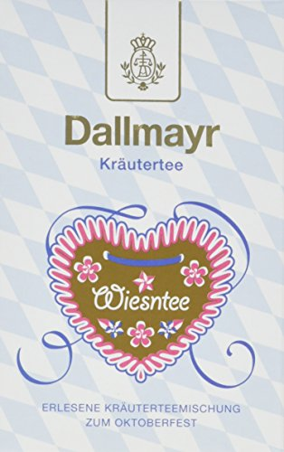Dallmayr Wiesn - Kräutertee, 1er Pack (1 x 40 g )