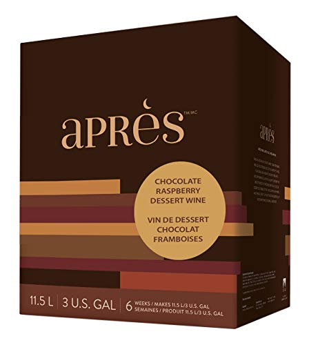 Apres-AP-CRP Selection Speciale Series Ltd - Chocolate Raspberry Port (Dessert Wine), 12.3L