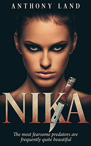 Book: NIKA - The most fearsome predators are frequently quite beautiful by Anthony Land