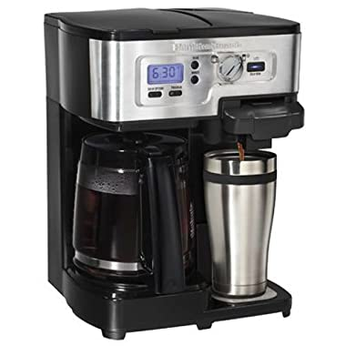 Hamilton Beach 49983 2-Way FlexBrew Coffeemaker