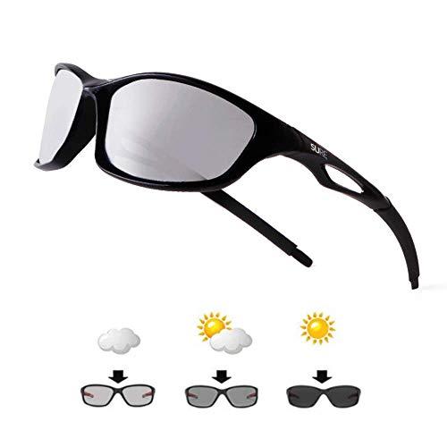sunglasses restorer Occhiali da ciclismo fotocromatici per uomo e donna, leggeri e resistenti modello Ezcaray