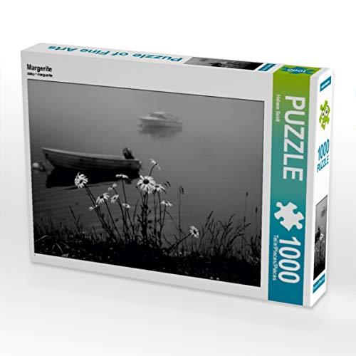 CALVENDO Puzzle Margerite 1000 Teile Lege-Größe 64 x 48 cm Foto-Puzzle Bild von Helene Seidl