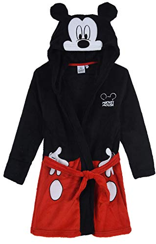 Mickey Mouse Jungen Bademantel