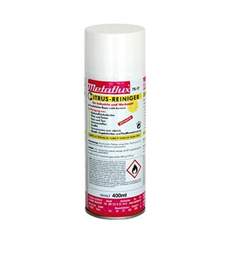 METAFLUX 75-17 Citrus-Reiniger-Spray 75-17 (EUR 37,25 / L)