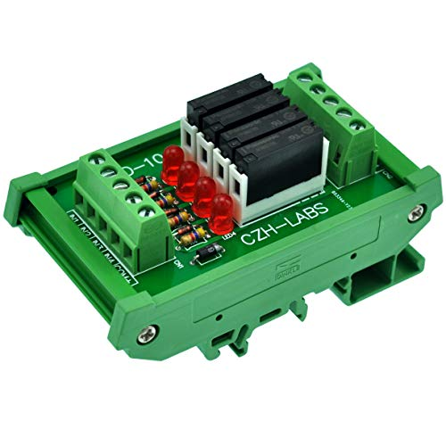 G3MB-202P 12 VDC 2 Amp AC Solid State Relay Interface Modul Electronics-Salon DC 12 V Slim DIN-Schienenmontage