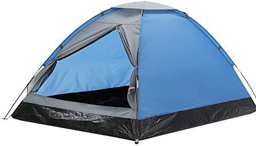 YAYY Dome Tent voor Camping | Dome Tent voor Camping | Lichtgewicht 2-Person Backpacking Tent - Grote grootte Eenvoudige Setup Tent voor Familie Outdoor Wandelen en bergbeklimmen (Upgrade)