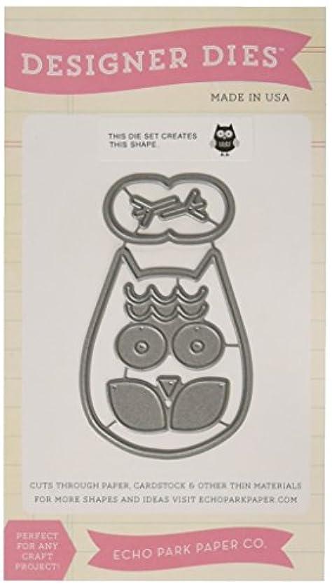 Echo Park Paper Company Owl Die Set