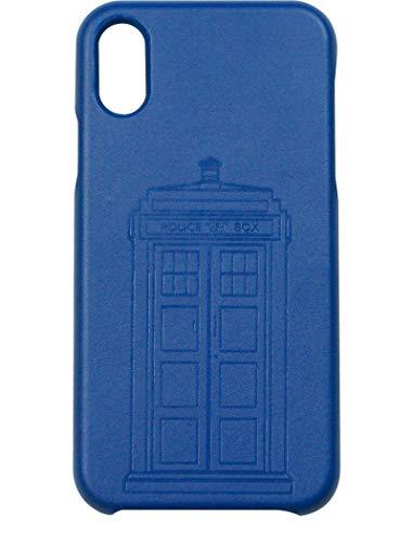 Doctor Who Tardis Handy Hülle für iPhone X - Official BBC lizensiertes Merchandise von LOVARZI