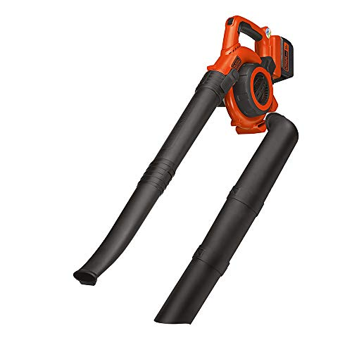 BLACK+DECKER 36 V Lithium-Ion Blower Vacuu