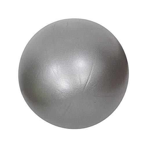 LSBQQ Pelota De Pilates, Fitness, Yoga, Embarazo, Fitball para Ejercicios Gimnasia - Muy Resistente Balón Robusto, Antideslizante Y Hipoalergénico – Tamaño 20 * 20Cm,25 * 25Cm,30 * 30Cm,Gris