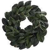 Hobby Lobby Dark Green Magnolia Leaves Wreath for Weddings Events Or Holidays