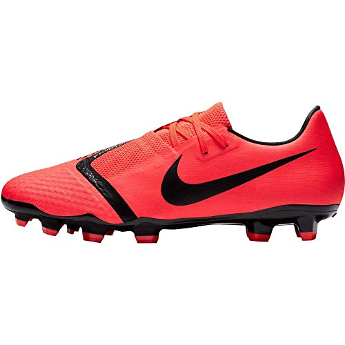 Nike Phantom Venom Academy FG, Zapatillas de Fútbol Unisex Adulto, Multicolor (Bright Crimson/Black/Bright Crimson 600), 42 EU